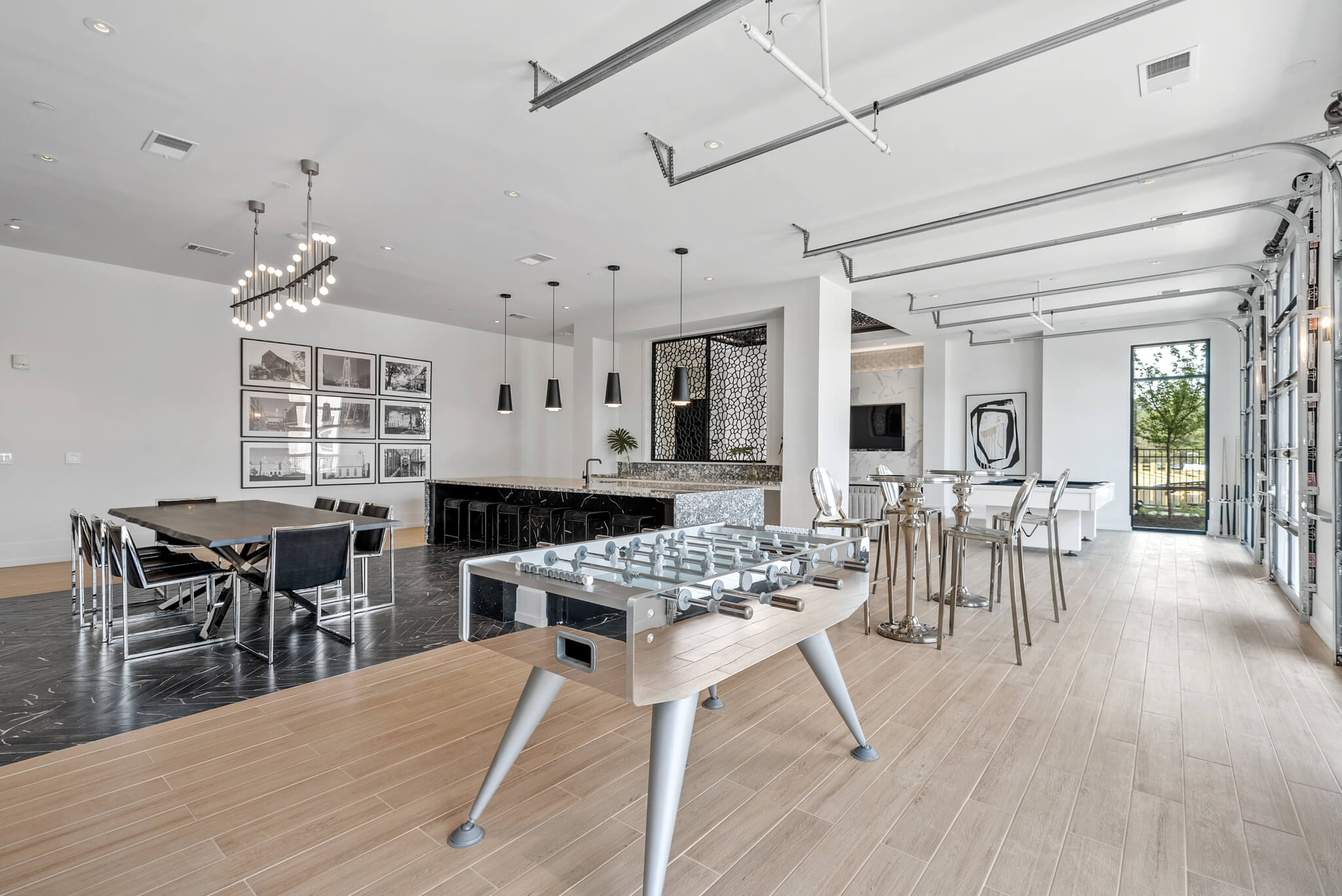 Resident Clubroom